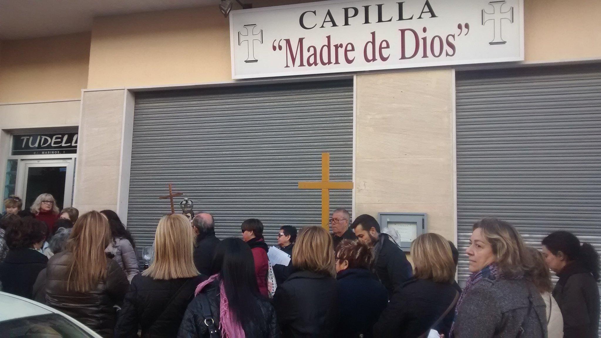 (2015-12-19) - Peregrinación 5 lugares de Culto de Petrer - José Vicente Romero Ripoll (23)