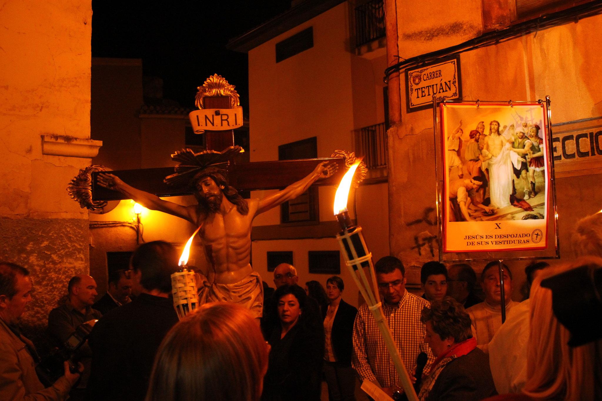 (2014-04-01) -  V Vía Crucis nocturno - Javier Romero Ripoll (104)