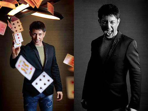 Top International Magician in HK - Cyril Takayama