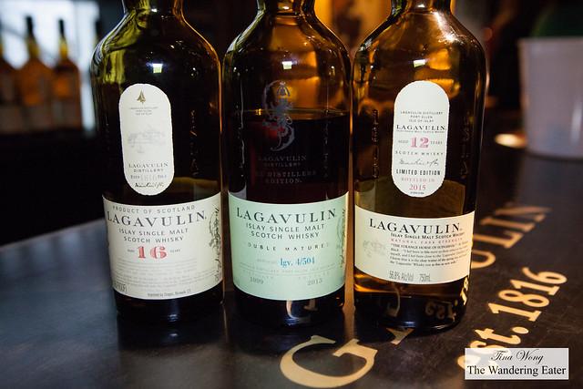 Lagavulin Scotch Whiskey