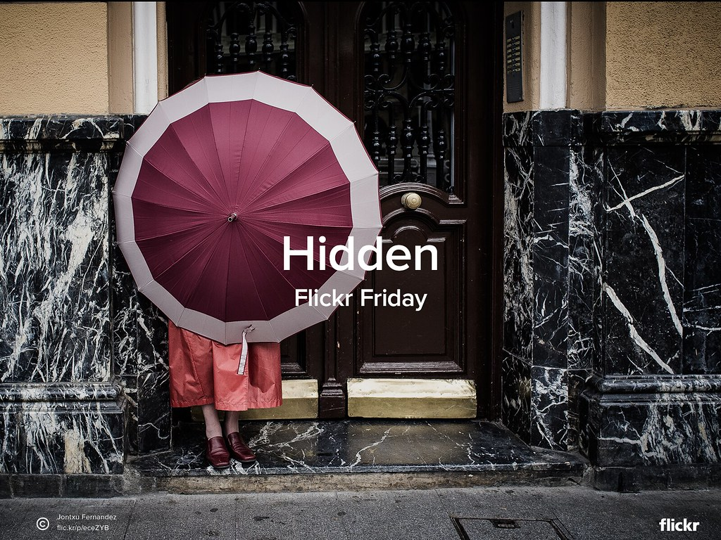 Flickr Friday: Hidden