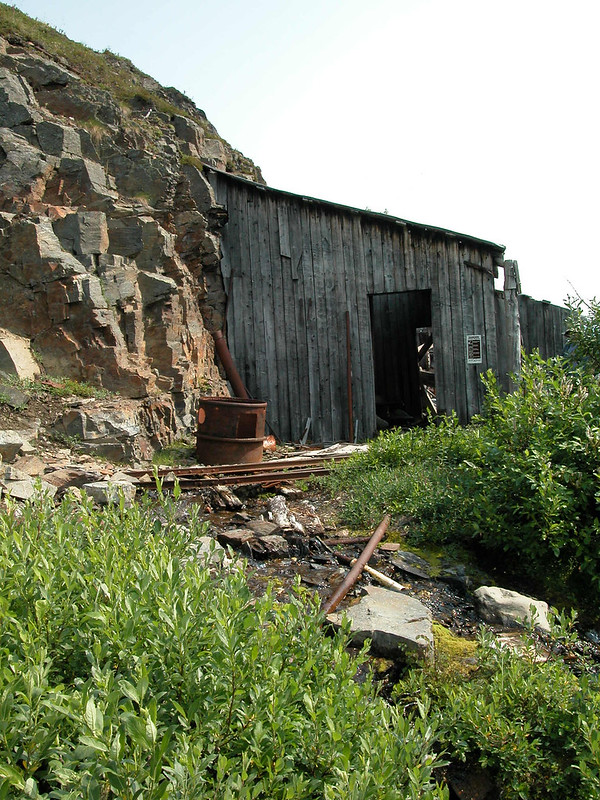 Bremner Historic Mining District