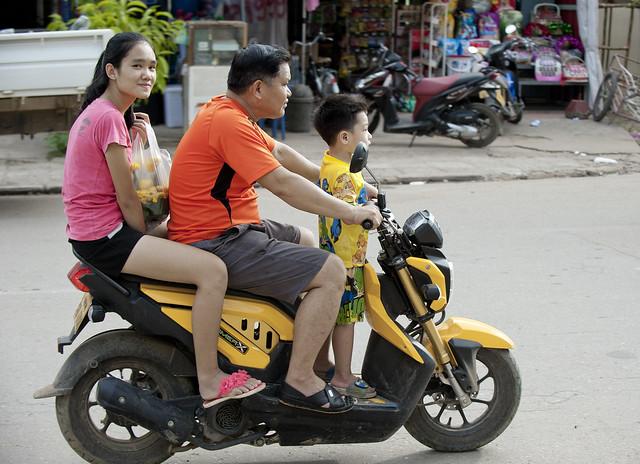 LAO262 Luangprabang 203 - Laos