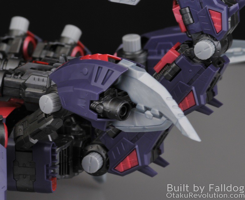 HMM Zoids - Death Stinger Review 9