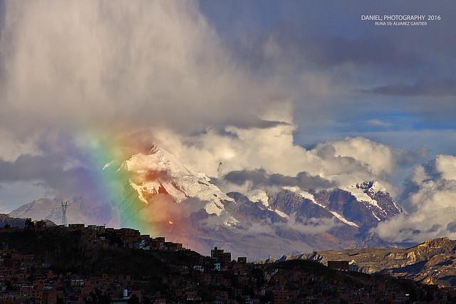El Ajayu de La Paz (Explore 02/01/2016)