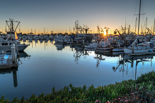 california morning reflection marina sunrise reflections geotagged boats harbor boat nikon sunburst hdr ventura venturaharbor nikond5300