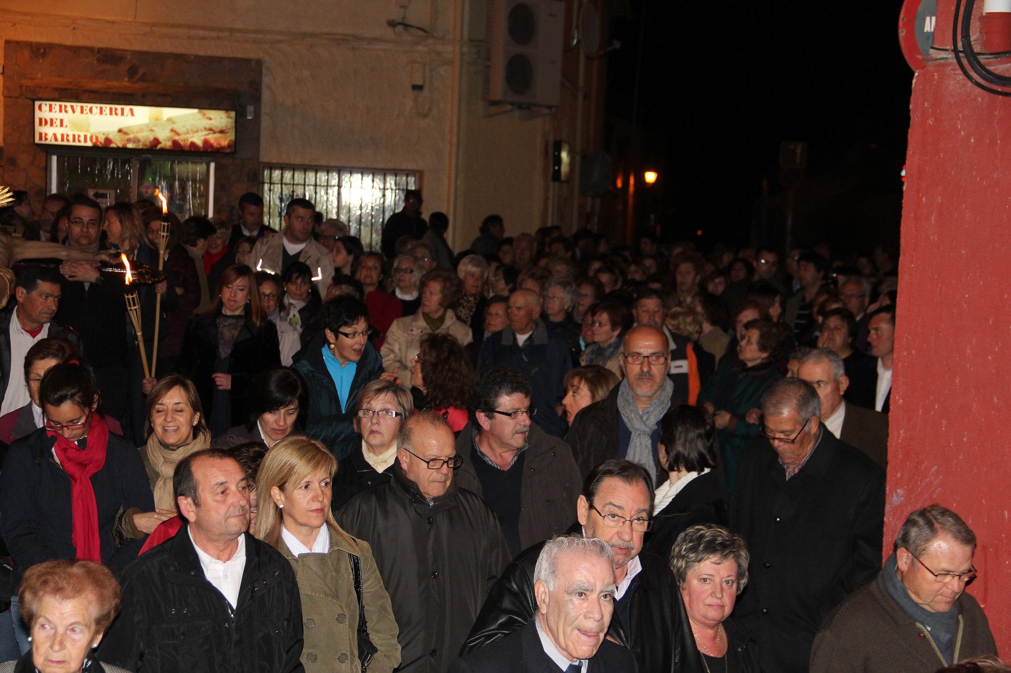 (2012-03-30) - III Vía Crucis nocturno -  Antonio Verdú Navarro  (19)