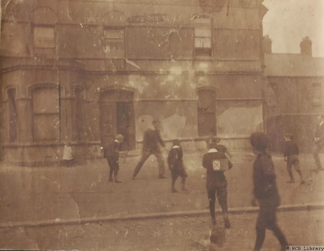 Belfast in 1912