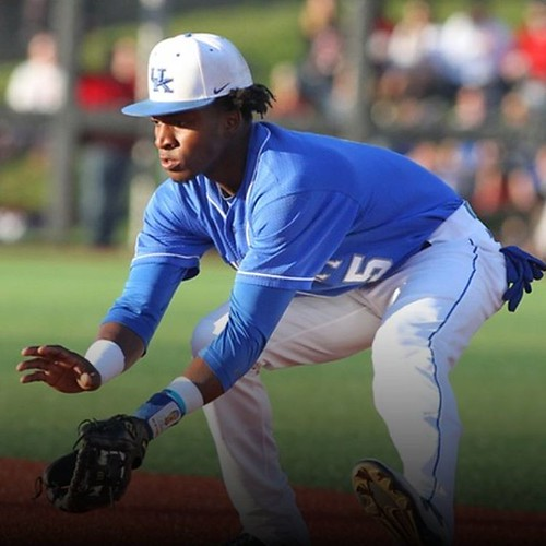 Congrats to Wildcat of the Week, JaVon Shelby! The UK Baseball junior recently earned his third pre-season All-America honor. JaVon was named a second-team preseason All-America honoree by @baseballamerica. He also was  honored as a third-team All-America