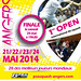 1er Open international 2014 d'Angers, PSA - 5000$