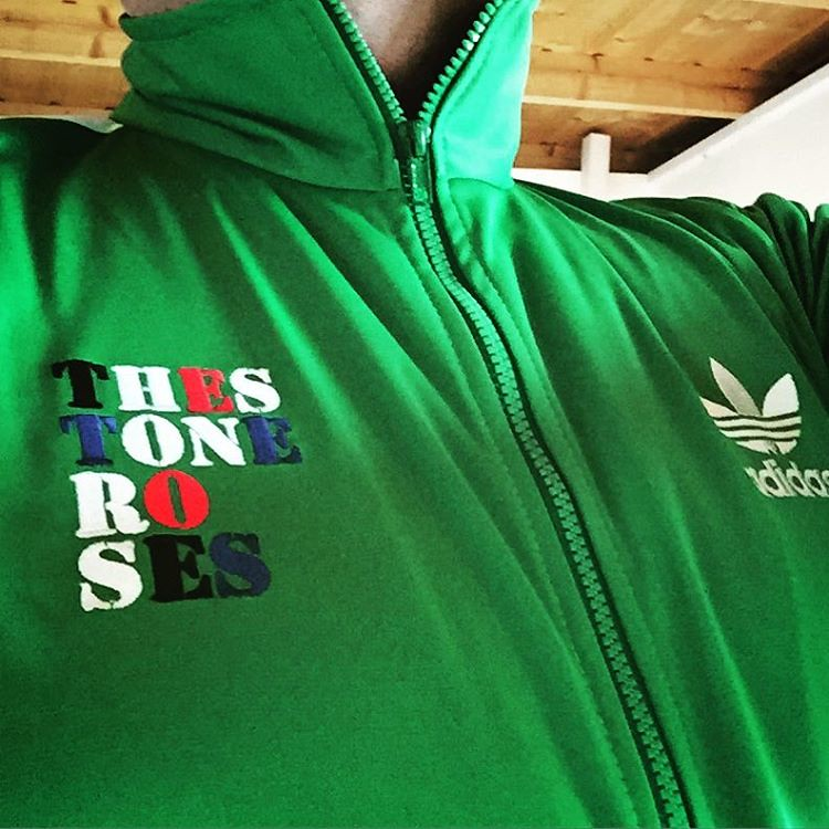 920395d64dd ... Awesome Marlay park themed adidas stone roses track top arrived today  courtesy of  markybhoy75