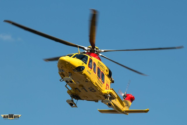 Inaer Agusta Westland AW139 I-PAAA -