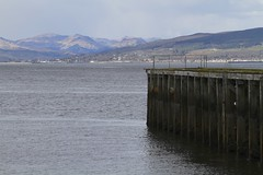 Pier at (ex-) Lamont's Yard, Port Glasgow