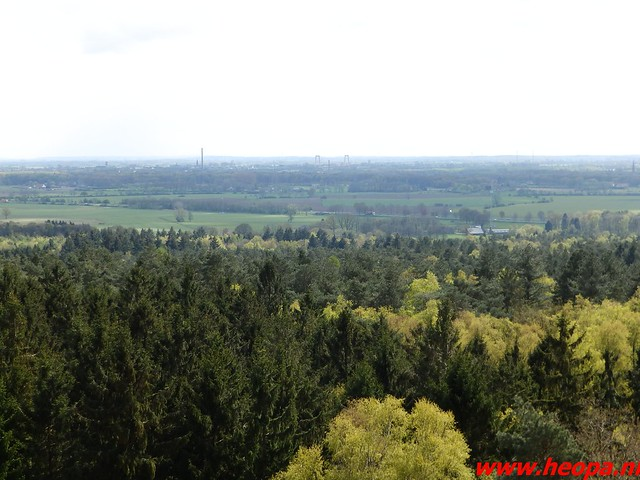 2016-04-30   Lentetocht  (klim) wandeling 40 Km  (73)