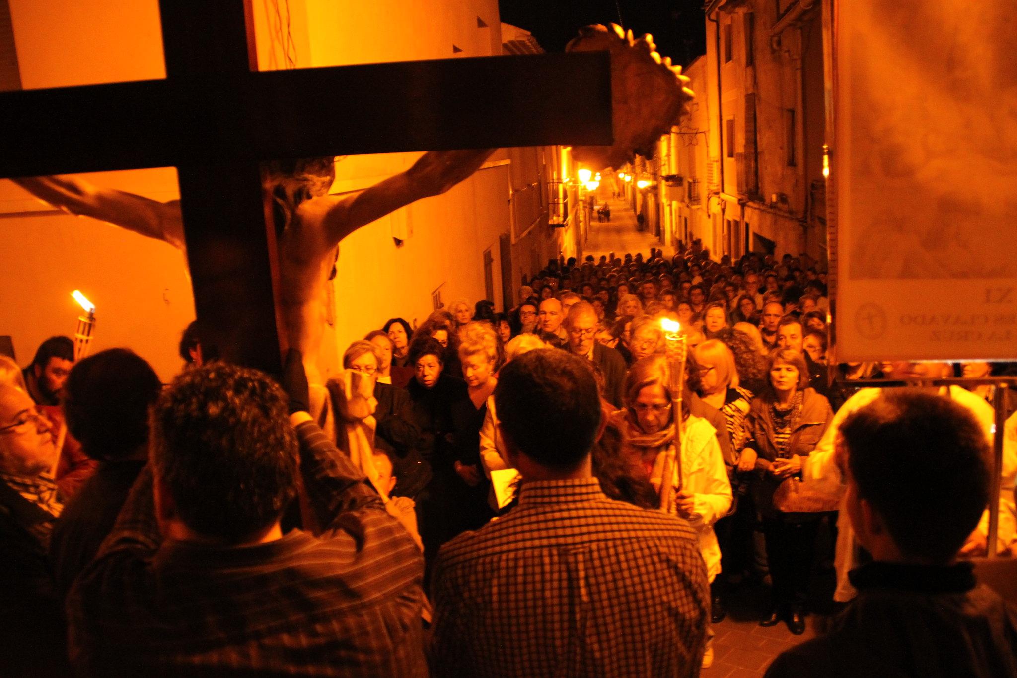 (2014-04-01) -  V Vía Crucis nocturno - Javier Romero Ripoll (141)