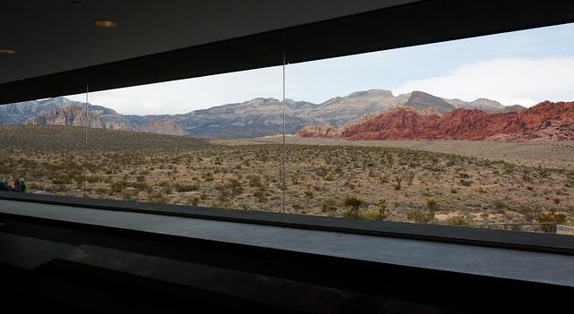 Panorama Thru Glass