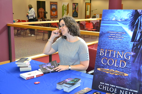 Book Club Blowout 2012: Chloe Neill