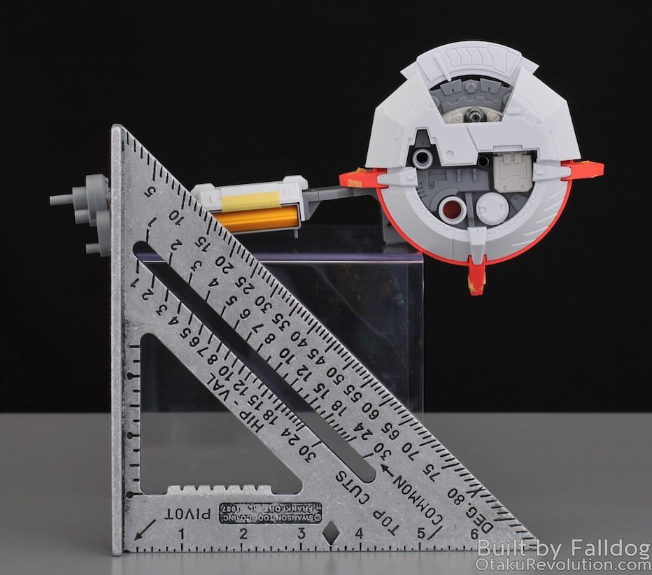 Mechanicore - Tief Stürmer Review - Main Gun and Radar 13