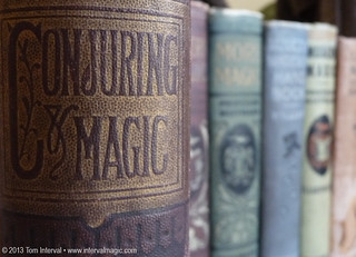 Some Classic Magic Books | by Interval Magic