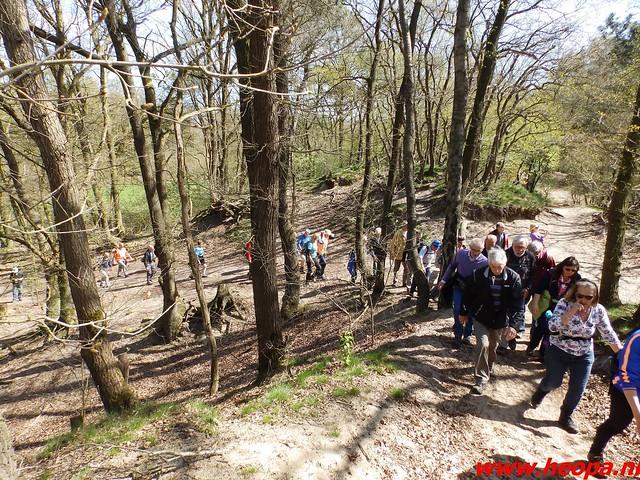 2016-04-20 Schaijk 25 Km   Foto's van Heopa   (77)