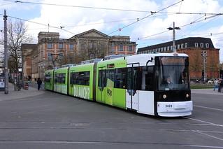 Bsag 3023 Bob Ticket Bremen Hbf Bremer Strassenbahn Ag Flickr