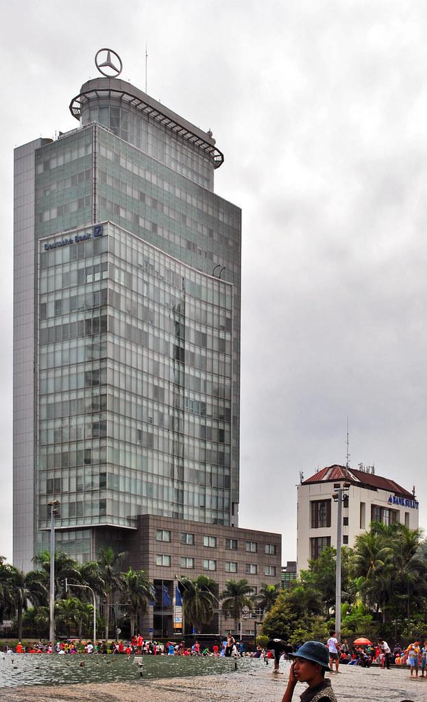 Deutsche Bank dan Gani Djemat