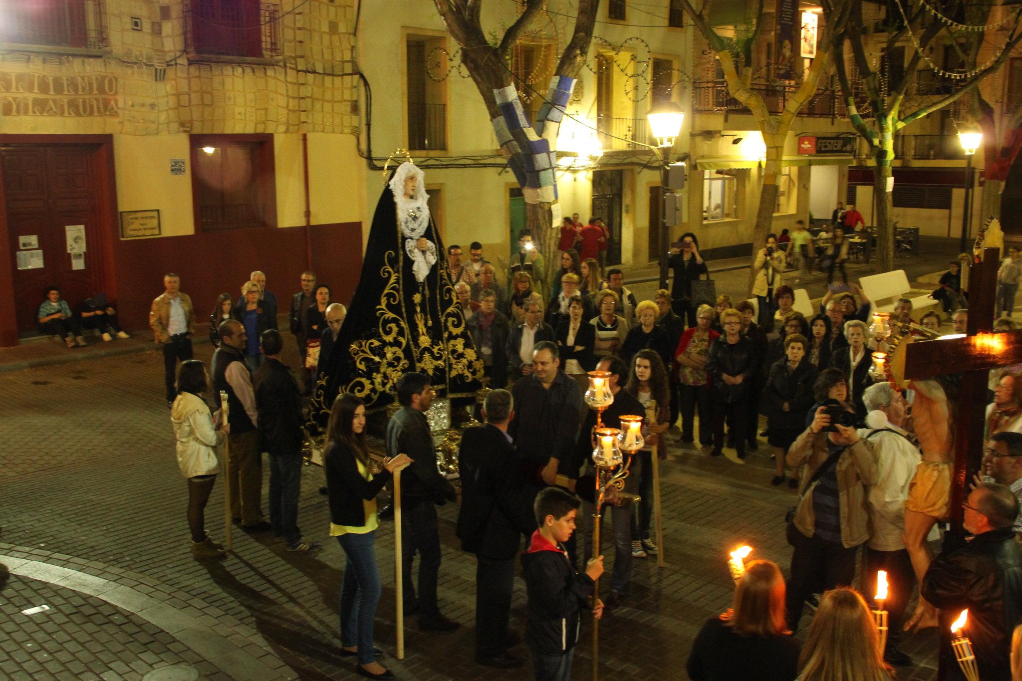 (2014-04-01) -  V Vía Crucis nocturno - Javier Romero Ripoll (65)