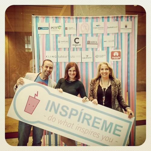 Presentando la Asoc. de Profesionales del Marketing de Tenerife en #InspirameTF | by Pedro Baez Diaz @pedrobaezdiaz