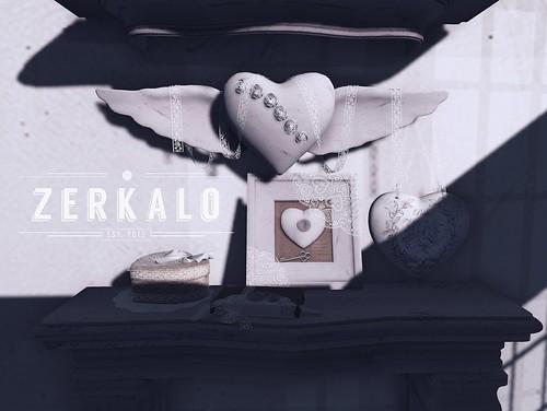 [ zerkalo ] Little Love - soon @.Whimsical.   by AnaisTerpellie   [ zerkalo ]   Shiny Shabby Event