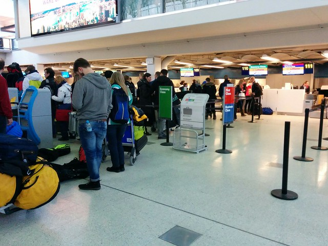 Helsinki Airport T1