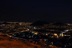 Cerro de San Cristobal. LIMA
