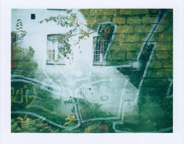 R.I.P Fujifilm FP-100C, R.I.P Polaroid EE 100 Special - I shot film