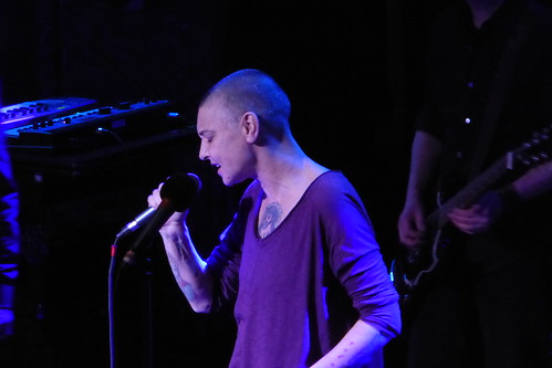 Sinead O'Connor with Sons of the Silent Age