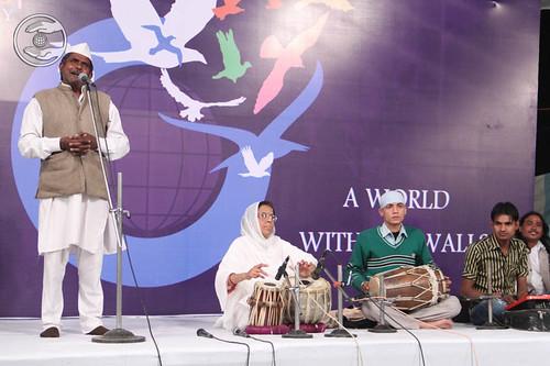 Devotional song by Karan Singh from Dhampur
