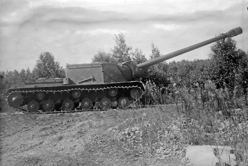 ISU-152 Super hunter
