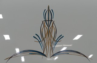 1937 Chrysler Royal pinstripe