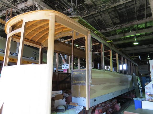 Denver Tramway Car, c. 1910