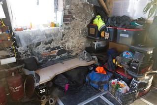 Shelf inside Korakas | by iceflo