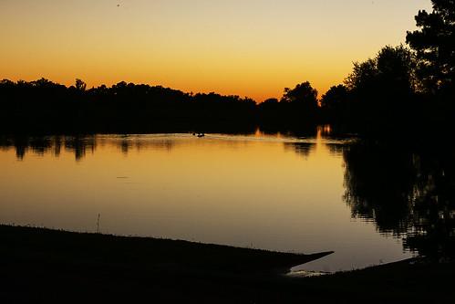 texas wallercounty fieldstore fieldstoreroad pond lake water sunset geese trees silhouttes wyojones np