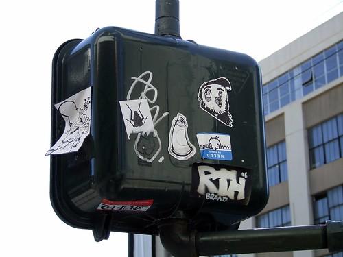 Stickers @ San Francisco, California