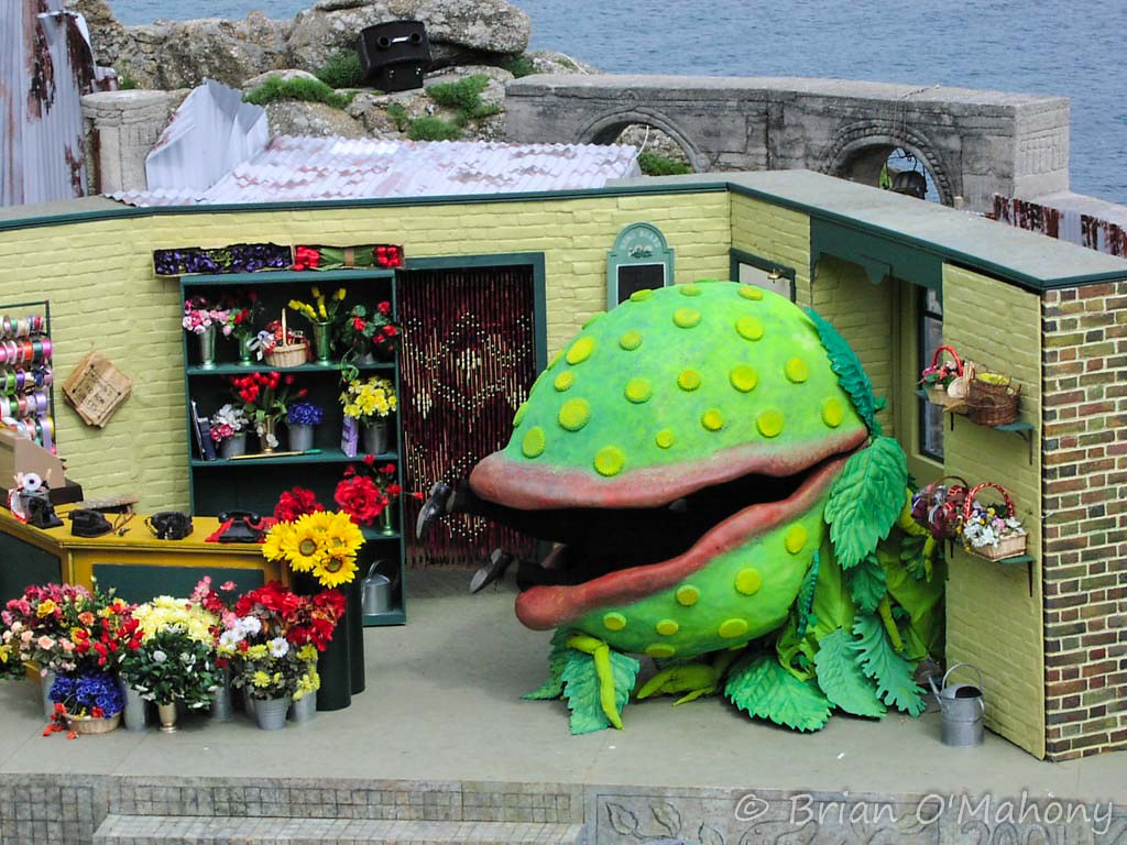 One More Body Please Little Shop Of Horrors At The Minack Flickr