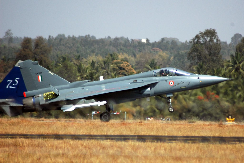 HAL Tejas | Until formally named the Tejas, the project was … | Flickr