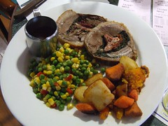 lamb noissettes at The Park Restaurant | by Vanessa Pike-Russell