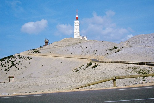 Mont Ventoux (Vaucluse, France) | by Maurits Hiking Cam