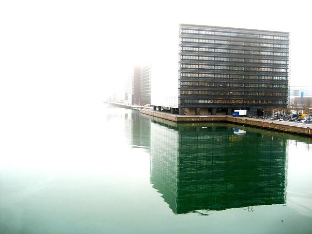 Harbour Architecture in Copenhagen