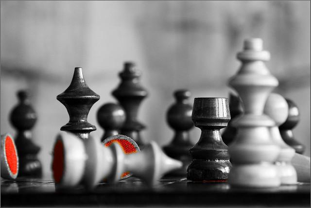Drama (Chess V)