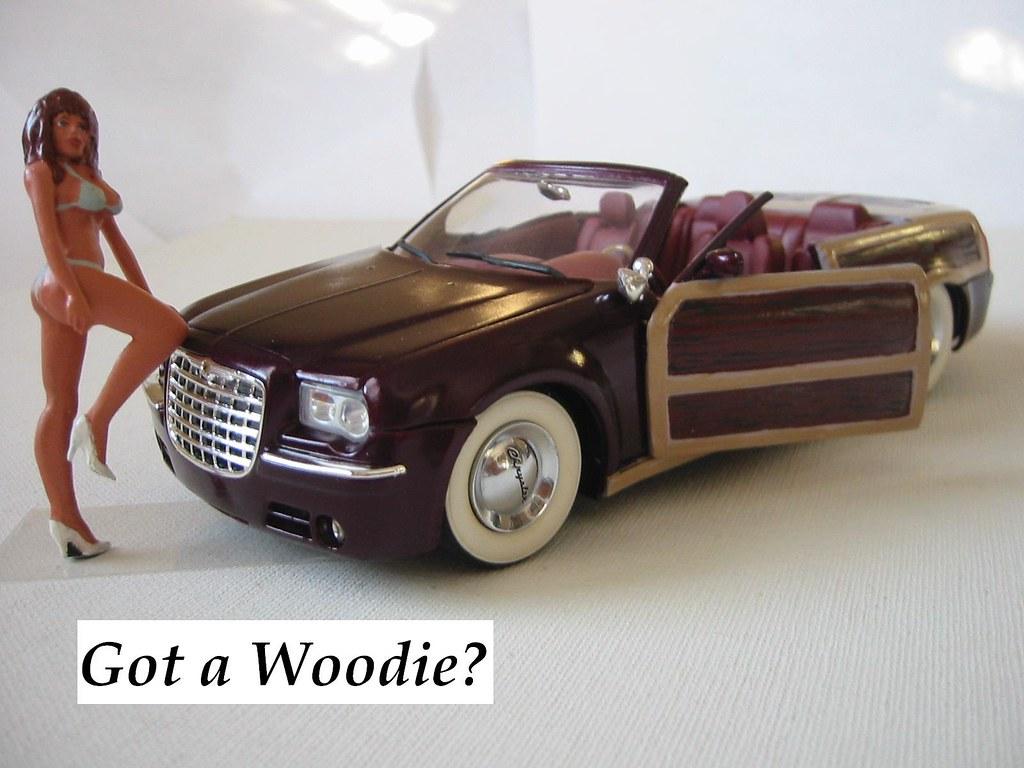 Custom Chrysler 300 >> Chrysler 300 Coupe Convertible Woody Custom Jonathan ジョナサン