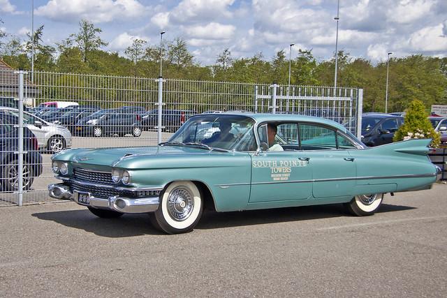 Cadillac Series 63 Sedan DeVille Hardtop 1959 (4512)