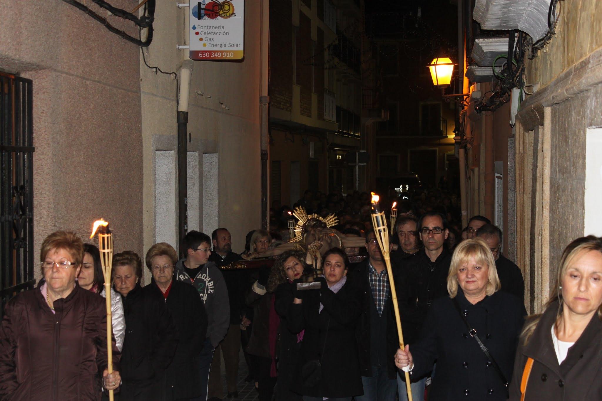 (2013-03-22) - IV Vía Crucis nocturno - Javier Romero Ripoll (131)