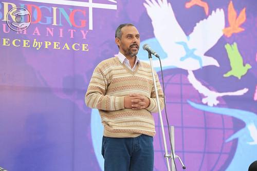 Anil Kumar expresses his views